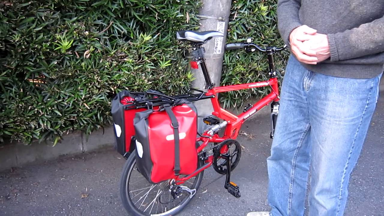 bcbc8b6f8a1 Ortlieb Rear Panniers - YouTube