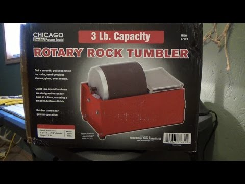 harbor-freight-rotary-rock-tumbler-review