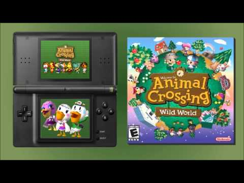 Animal Crossing - Wild World [OST] Café