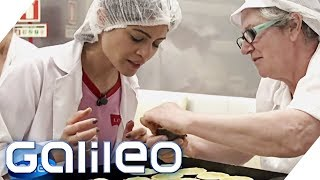 Lissabons Schatz: Das Geheimnis der Pastéis de Nata | Galileo | ProSieben