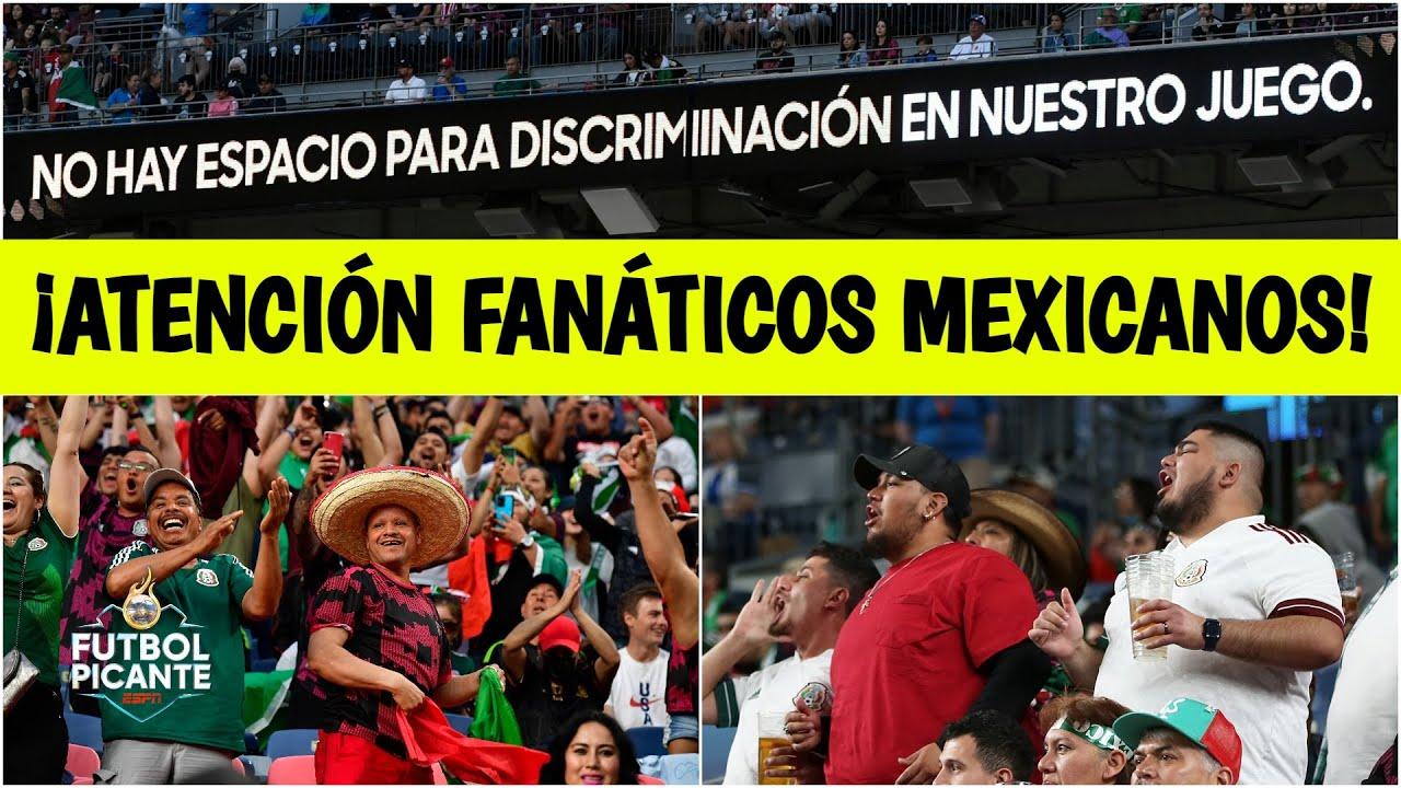 MÉXICO SANCIONADO POR FIFA Las soluciones para acabar con el grito homofóbico   Futbol Picante