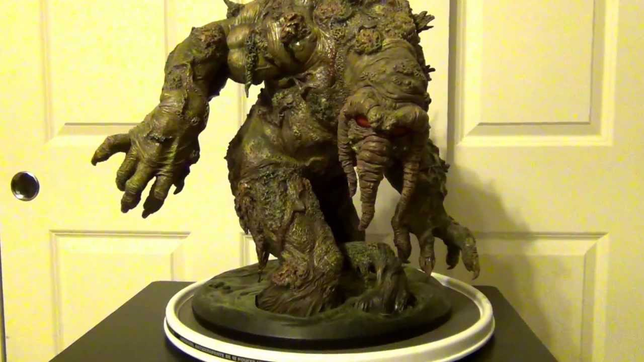 sideshow manthing comiquette youtube