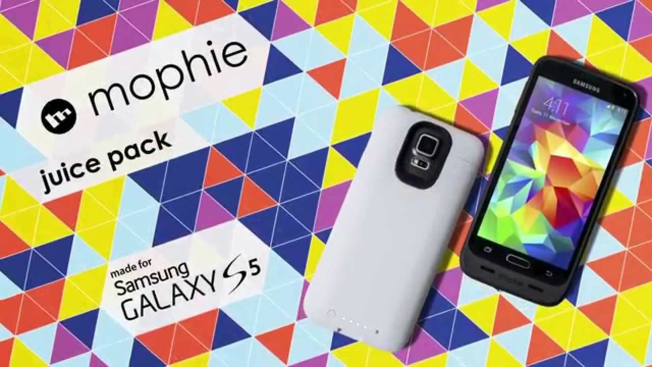 Mophie Juice Pack for Galaxy S5