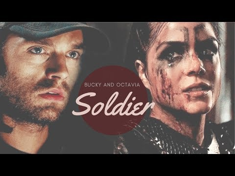 Bucky Barnes & Octavia Blake   Soldier - YouTube