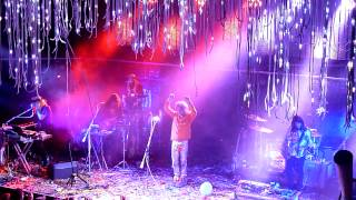 The Flaming Lips - When You Smile live @ The Warfield, SF - December 31, 2014