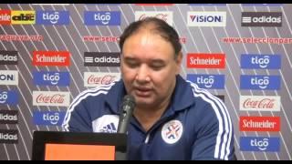 """""""Tacuara"""" Cardozo, en duda para juego ante Ecuador"""
