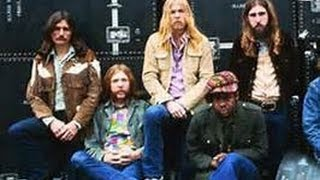 The Allman Brothers -Wasted Words