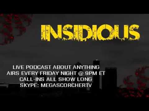 Insidious #1 -- Resurrection