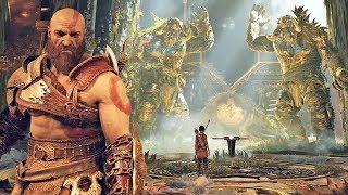 God of War 4 #34: O Reino Entre os Reinos e a Pedra da Unidade