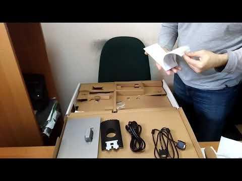 """Монітор 24"""" Dell SE2416H Silver-Black (210-AFZC)"""