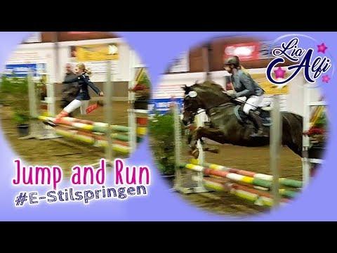 Lia & Alfi - Jump and Run mit Mama + E-Stil