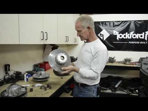 Tech Tips Episode 1: Polaris RzR Secondary Clutch Maintenance