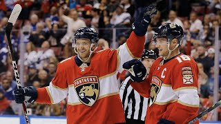 Huberdeau passes Olli Jokinen for most points as a Florida Panther
