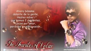 Te Invito A Volar Ken Y (Letra) Original Reggaeton Romantico 2014
