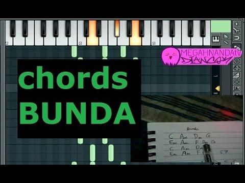 Chord | Kunci Piano Lagu Bunda