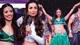 Malaika Arora Wardrobe Malfunction At India's Got Talent SHOCKING