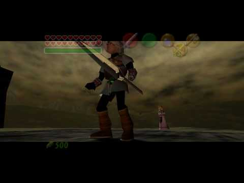 how to get lens of truth ocarina of time