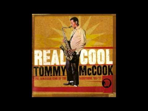 Tommy McCook ‎– (CD-1) Real Cool: The Jamaican King Of The Saxophone '66-'77 [COMPILATION ALBUM]