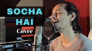 Socha Hai   Baadshao   Cover By Raga