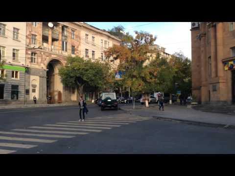 Yerevan, 19.10.15 , Video-2, Byron-Moskovyan