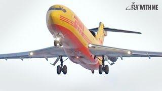 X-Plane 11 - Boeing 727 KAUS to KMEM