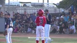 Mission Trails vs. Rolando, District 33 Little League Final, 7/5/14