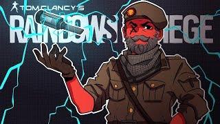 KAID IS SHOCKINGLY GOOD! | Rainbow Six Siege - R6 Wind Bastion Gameplay