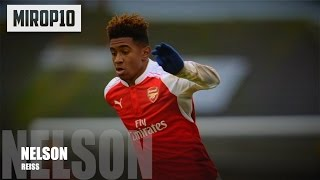 REISS  NELSON ✭ ARSENAL ✭ THE FUTURE ✭ Skills & Goals 2016