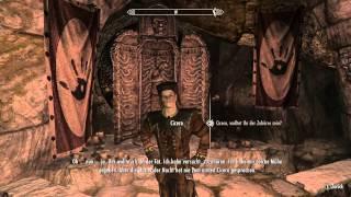 Skyim: the german voice of Cicero
