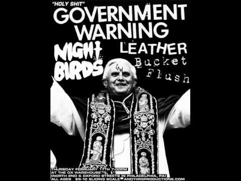 Government Warning - Revolving Door