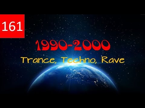 Techno, Trance, Rave - Best of - 1990 -2000 - Set 161 Bpm - Classic