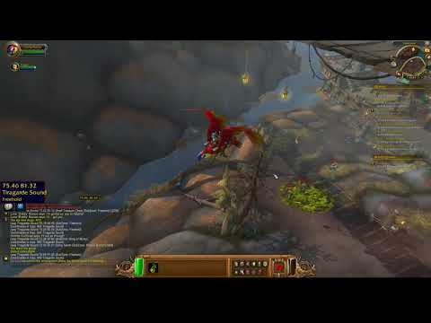 Swab This WoW World Quest Bugged