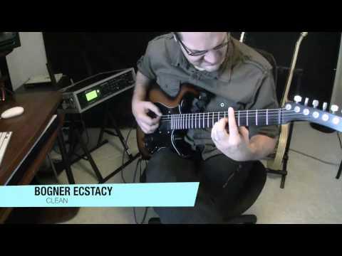 Fractal Audio Axe FX II - MESA MARK IV + BOGNER ECSTACY Tones