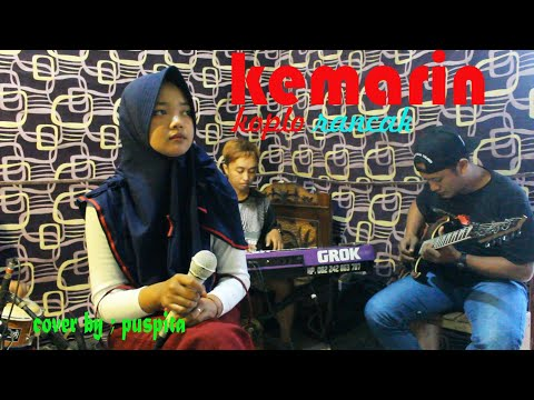 KEMARIN Versi Koplo Electone Cover By ; Puspita [ Latihan ] STAR NADA Music