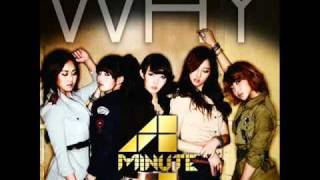[MP3] 4minute - WHY (Instrumental) (Japanese Single)