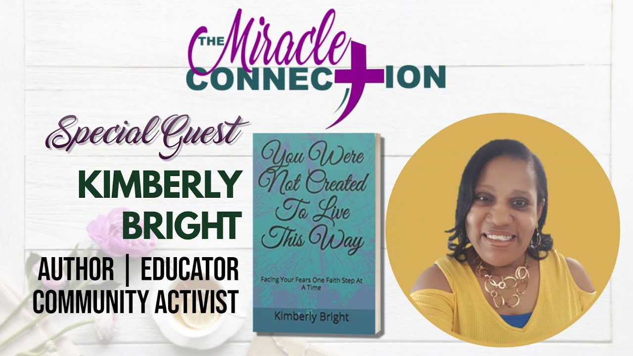 MCTV EP101 - FULL EPISODE: The Proceeding Word & Overcoming Fear with Author Kimberly Bright
