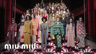 Miu Miu Highlights Fall/Winter 2020 Fashion Show