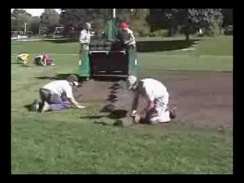 Kesmac Walk Behind And Large Field Turf Rollers Doovi