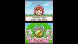 Gardening Mama Nintendo DS Gameplay - Plant the seeds