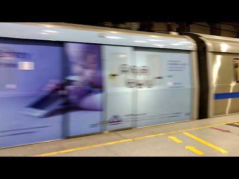 Bureau of Indian Standards-BIS Delhi Metro Train Wrap.