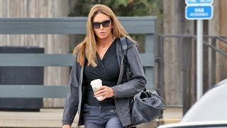 EXCLUSIVE - Caitlyn Jenner Looking DEVASTATED After Reported Split With Sophia Hutchins