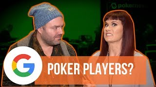 Pro Poker Player Answers Google's Most Asked Questions
