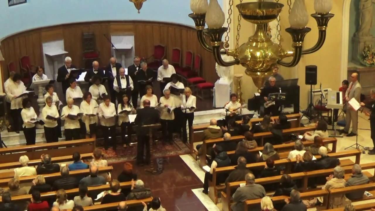 Concert de no l chorale st joseph st laurent du var - Chambre des metier saint laurent du var ...
