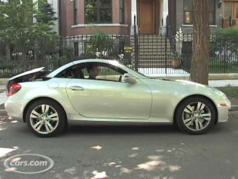 2009 Mercedes Benz SLK Class/ Quick Drive