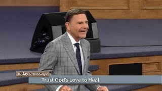 Trust God's Love to Heal with Kenneth Copeland (Air Date 9-25-17)