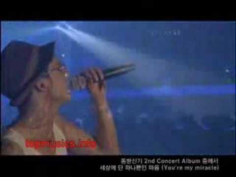 DBSK - You're My Miracle MV