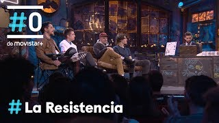 LA RESISTENCIA - Entrevista a Novedades Carminha | #LaResistencia 06.03.2019