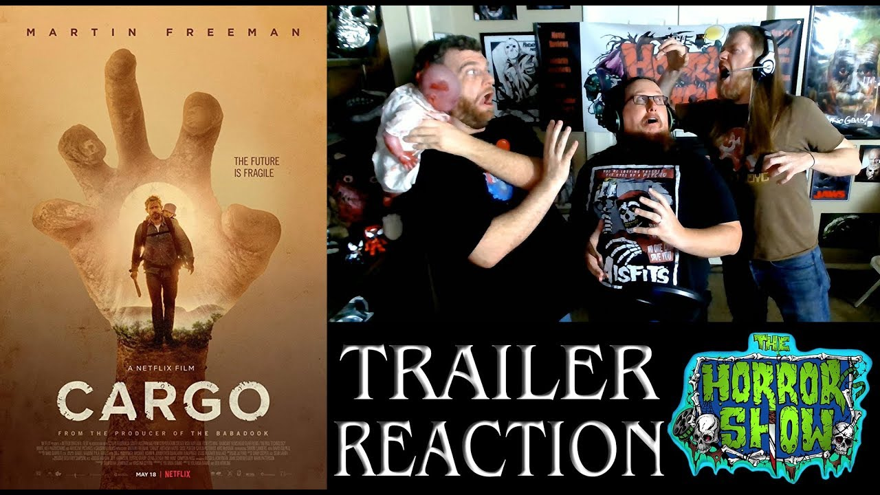 Cargo 2018 Netflix Zombie Drama Movie Trailer Reaction The Horror