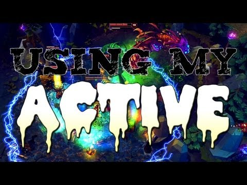 Instalok - Using My Active (Imagine Dragons - Radioactive PARODY)