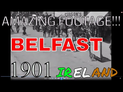 Mandela Effect: Tech Before Its Time: TIME TRAVEL to BELFAST, IRELAND! BEST FOOTAGE YET!!!